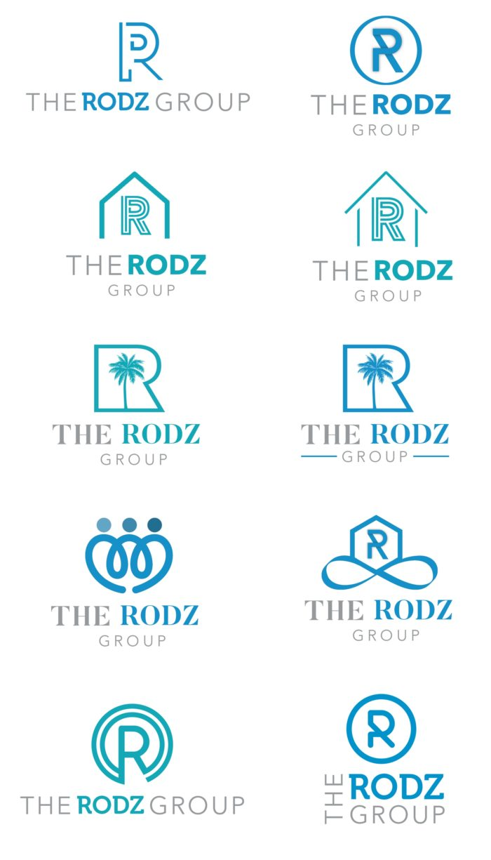 The Rodz Group Logo Design